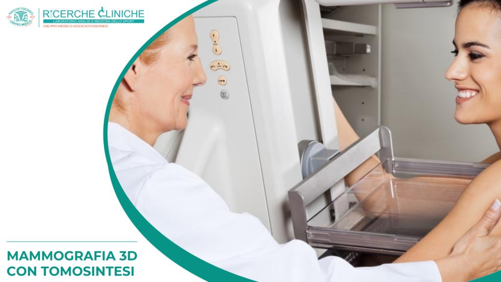 mammografia 3d con tomosintesi ricerche cliniche fisiomed civitanova