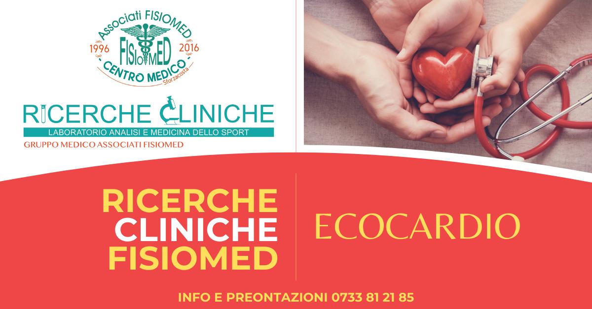 Ecocardio a civitanova marche ricerche cliniche fisiomed