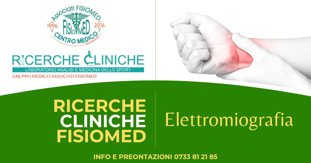 elettromiografia emg eng ricerche cliniche fisiomed
